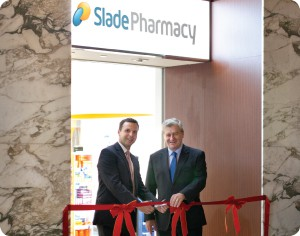 Slade Pharmacy Richmond Opening with Epworth