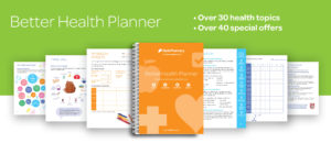 Get Your Better Health Planner