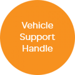 Vehicle Support Handle